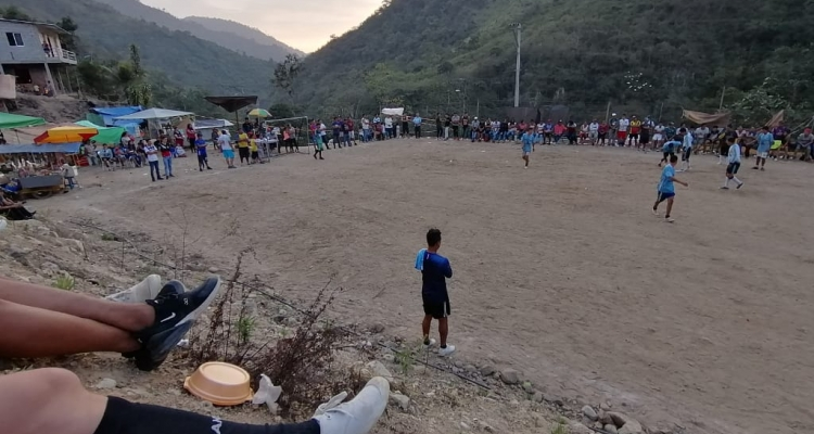 CONSTRUCCION DE UN COLISEO DE DEPORTES Y RECREACIÓN PARA PARROQUIA UZHCURRUMI.